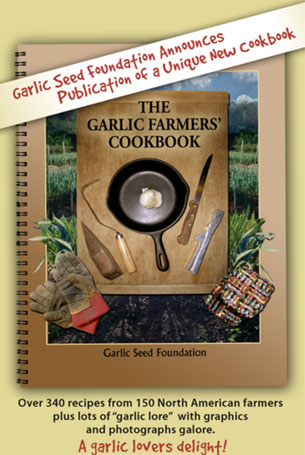 The Garlic Faremers' Cookbook